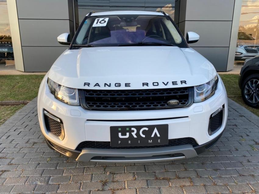 Land rover range evoque se gasolina 5p automatico 2016