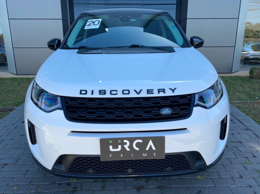 Land rover discovery sport se diesel 5p automatico 2020