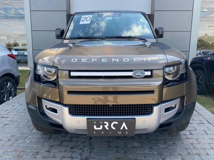 Land rover defender se gasolina 5p automatico 2020