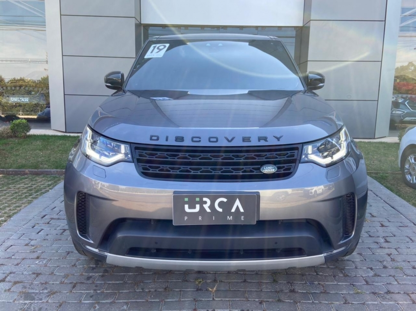 Land rover discovery hse diesel 5p automatico 2019