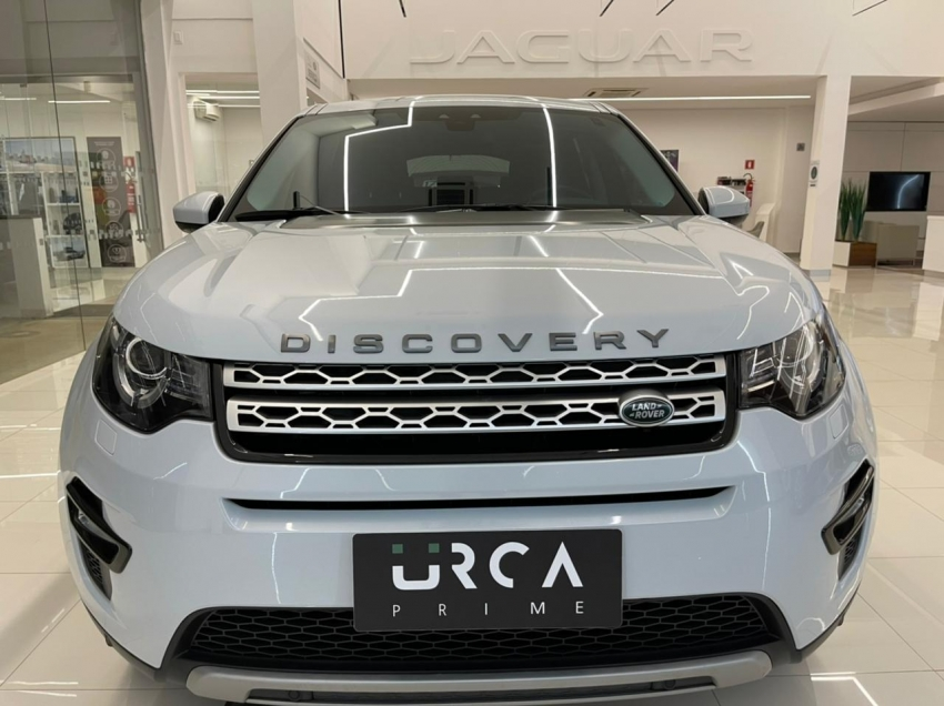 Land rover discovery sport hse diesel 5p automatico 2018