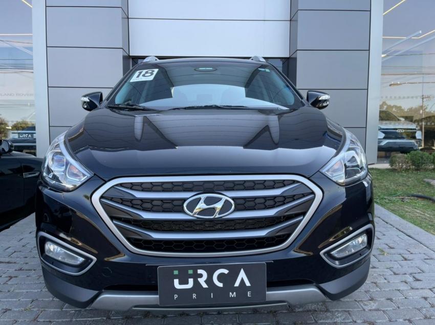 Hyundai ix 35 gl flex 5p automatico 2018