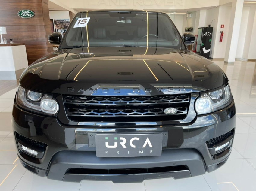 Land rover range sport sc dynamic gasolina 2015 5p automatico