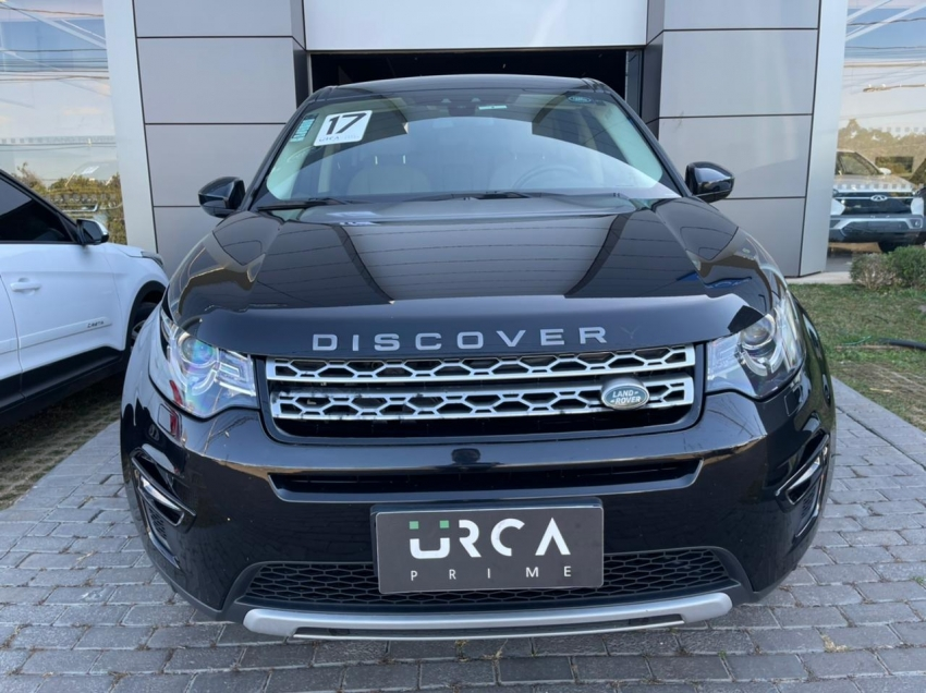 Land rover discovery sport hse diesel 4p automatico 2017