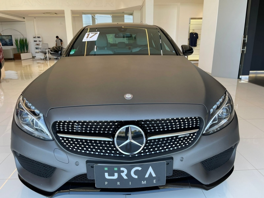 Mercedes c 43 amg gasolina 4p automatico 2017