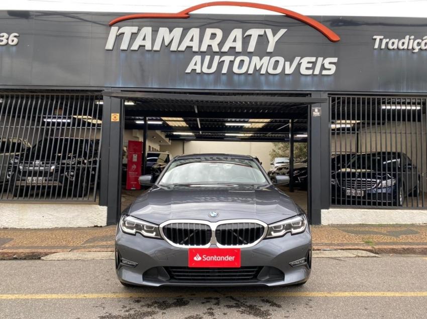 BMW 320I 2.0 16V TURBO GASOLINA GP AUTOMÁTICO