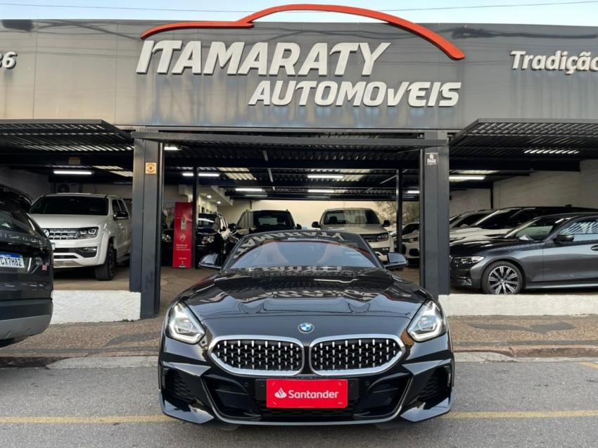 Seminovos certificados BMW Z4 2.0 TWINPOWER GASOLINA SDRIVE30i M SPORT STEPTRONIC