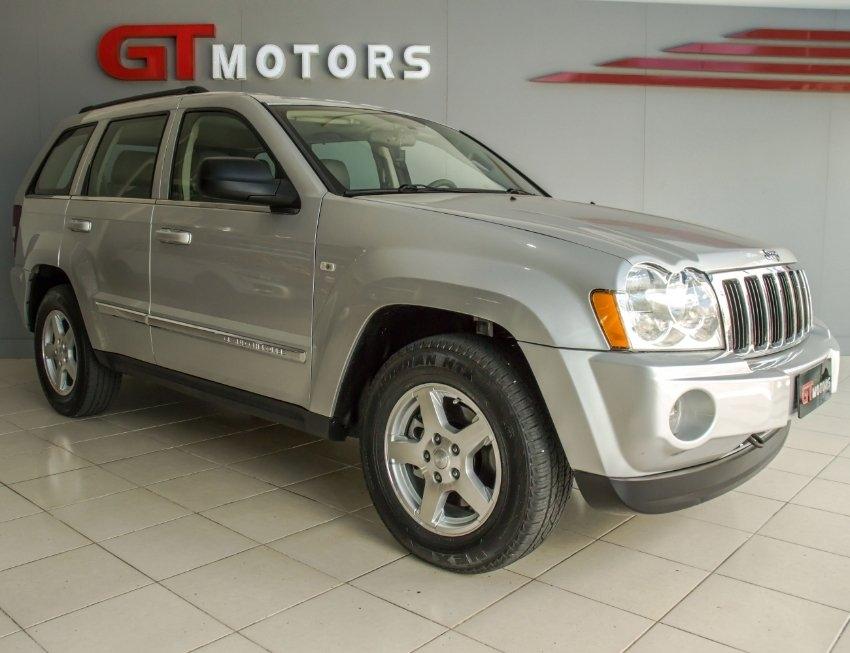 grand cherokee 4.7 limited quadra drive 4x4 v8 16v gasolina 4p automatico 2005 novo hamburgo