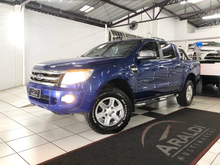 ranger 3.2 xlt 4x4 cd 20v diesel 4p manual 2013 vacaria