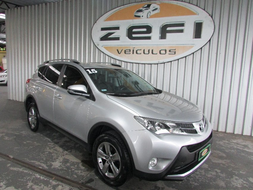 rav4 2.0 top 4x2 16v gasolina 4p automatico 2015 caxias do sul