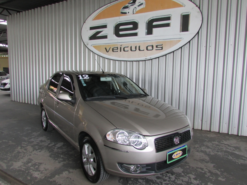 siena 1.6 mpi essence 16v flex 4p manual 2012 caxias do sul